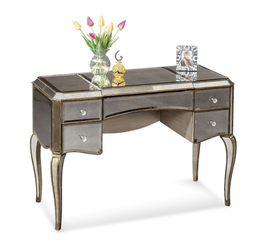 Again, just because it's not described as mirrored writing desk doesn't  mean you can't use it as one. All consoles can be used as desk and should  have more ... - Mirrored Desk Your Desk Guide